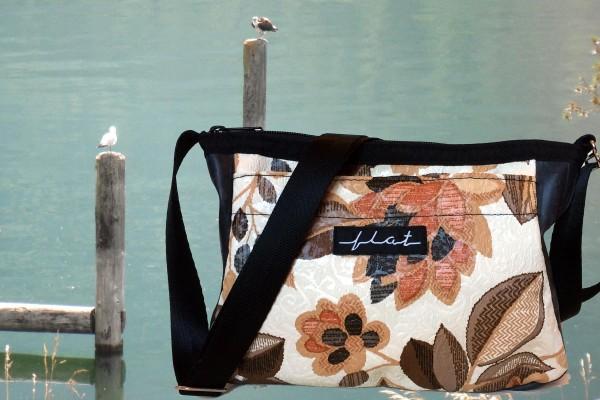 Purfect Purse in Flourish and birdie background