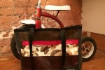 Todays Tote in Red Tone